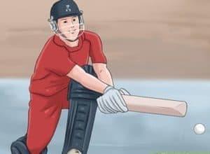 fundamental skills of cricket
