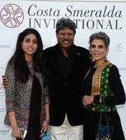 Kapil Dev Family