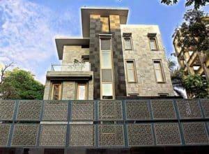 Sachin new house