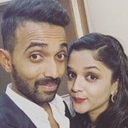 Ajinkya Rahane Wife
