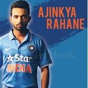 Ajinkya Rahane biography