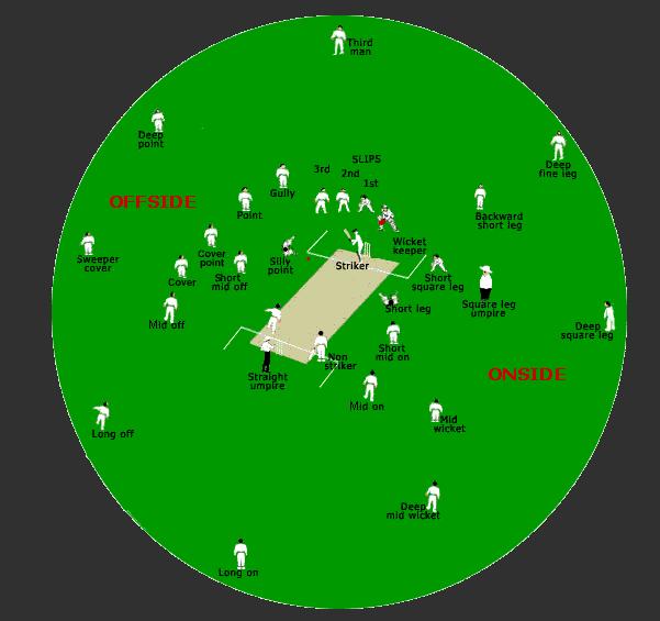 Best Fielding Position in Cricket