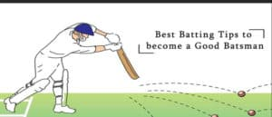 Best Tips for Cricket Batting