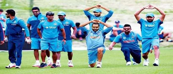 Cricket Exercises for Batsmen
