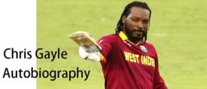 Chris Gayle Autobiography
