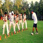 Join Best<p>Academy For Cricket&#8221; width=&#8221;150&#8243; height=&#8221;150&#8243; class=&#8221;alignleft size-full wp-image-854&#8243; /><br /> If you want to be a cricketer in future your beginning must be strong. Coaching plays a vital role in cricket. Join the best academy for cricket to grow your skills and techniques. The coach helps you to improve batting, bowling, and fielding. If it takes a large amount of money to join the best academy spend money on it your talent will pay back all money. For being a cricketer in the coming future, need to joint best academy &#038; it's the first <strong>step towards your success</strong>.</p><h2>Accept Challenge</h2><p><img src=