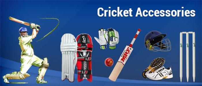 List of Equipments Used in Cricket