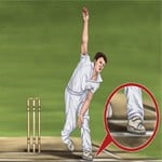 yorker end position