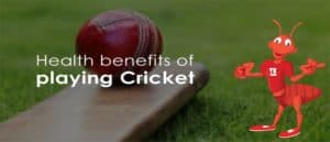 Benefits of Playing Cricket & Sports
