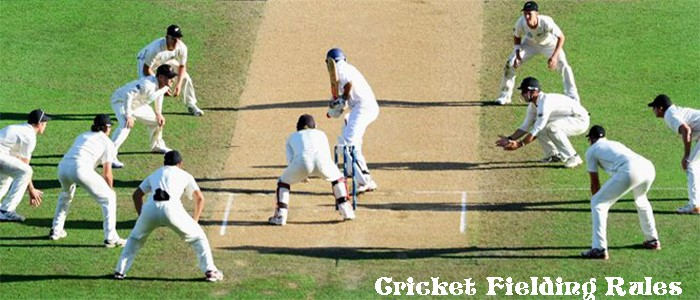 Cricket Fielding Rules And Regulations Cricketbio