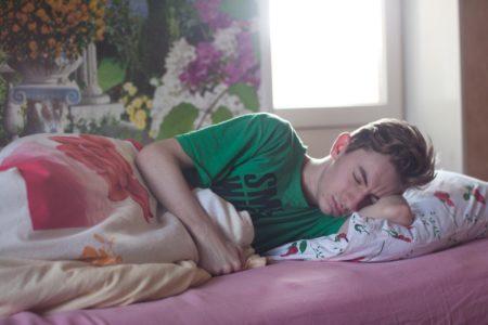 Follow a proper sleep routine