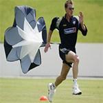cricket bowler stamina
