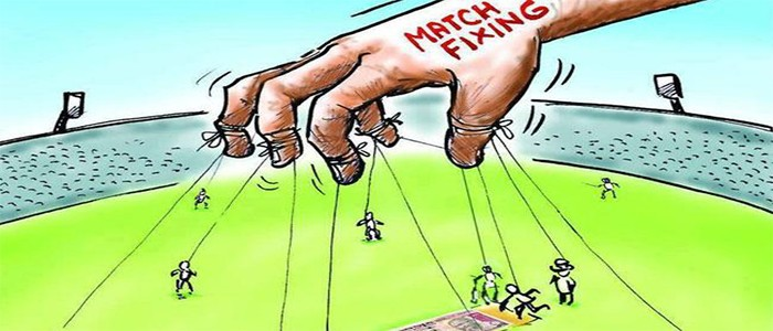 Cricketers Involved In Match Fixing