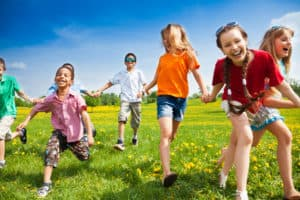 5 Benefits of Nature for Children's Health