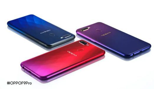 Oppo f9 Pro Specification