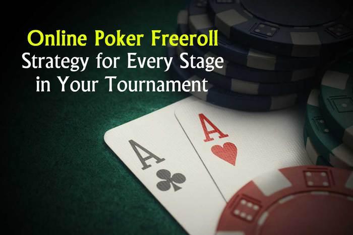 Online poker freeroll schedule